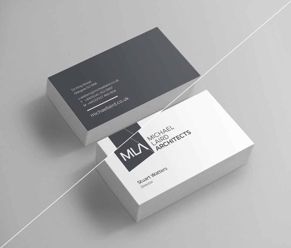 Cute Architect Business Card Contemporary - Business Card Ideas ...