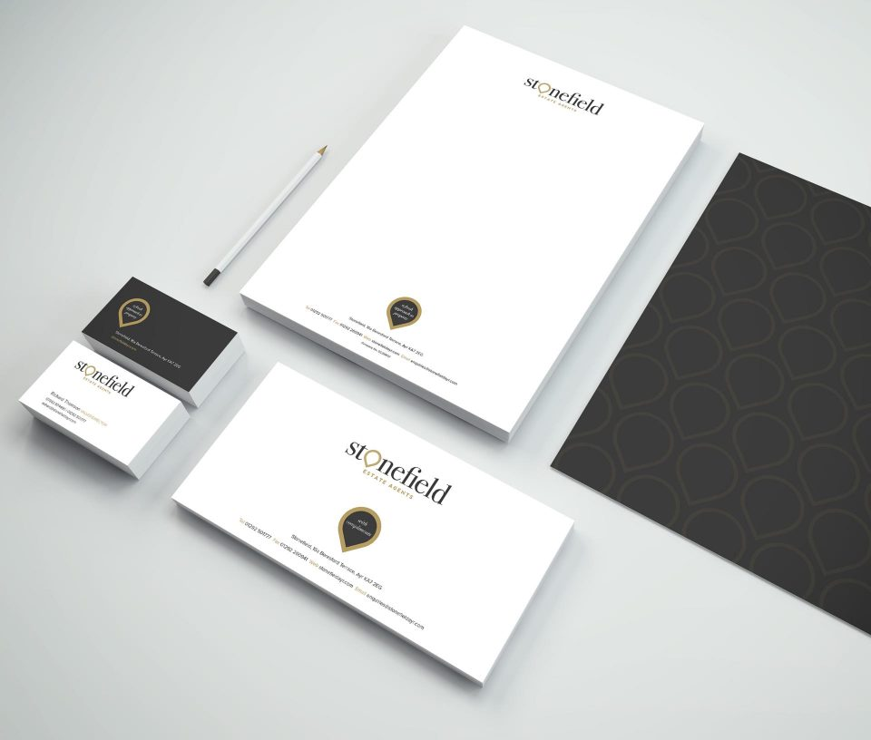 Stonefield Stationery